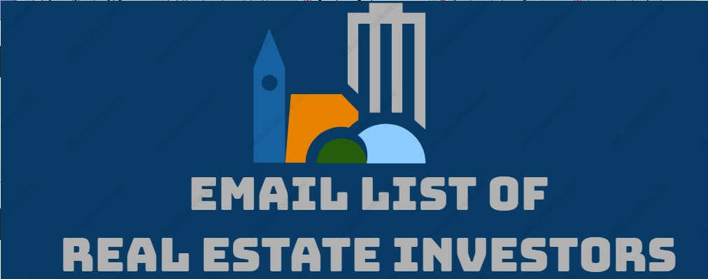 Email List of Real Estate Investors across the US