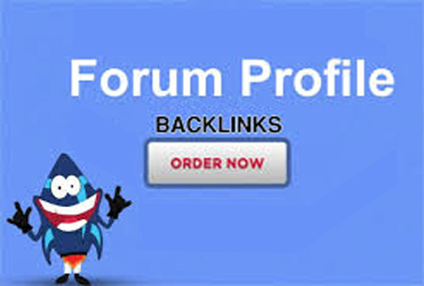 do 3500 forum profiles backlinks