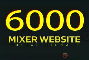 Boost Site Alexa Rank with 6000 PR9 & Panda safe Social Signals