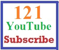 121 YouTube channel subscriber-s Non-Drop and supper fast delivery