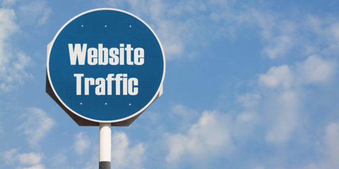 Web traffic WORLDWIDE
