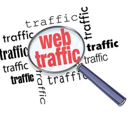 35000 Traffic from Search Engines, Social Media and Worldwide