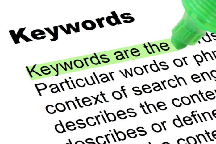 Build up a profitable keywords to rank  #1