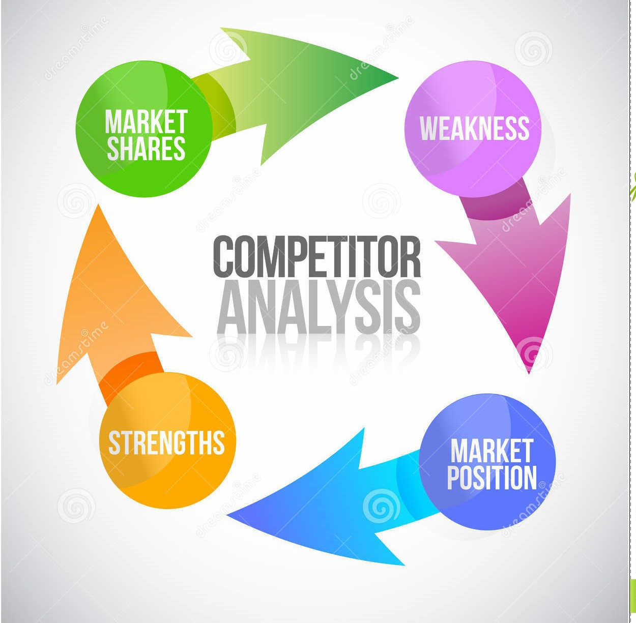 Competitor Analysis i will do  Very Short Time on your website