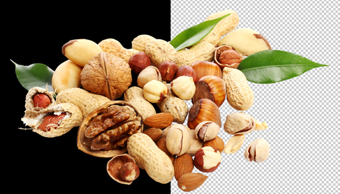 Cut Out 15 Images With Transparent Or White Background