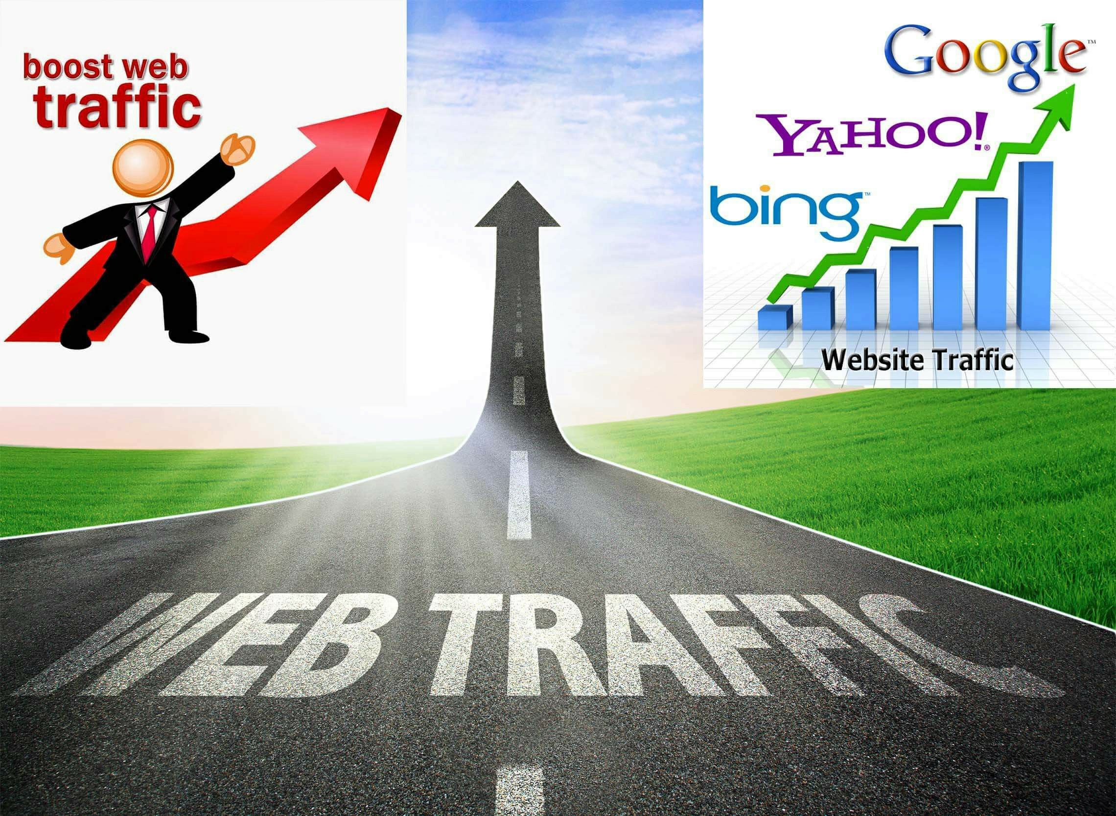 Guaranteed Full SEO Google 1st page Rank Service your site