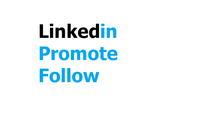Buy 100+ high quality LinkedIn Followers for LinkedIn Company & Profile Account or Also All Social Media offer here