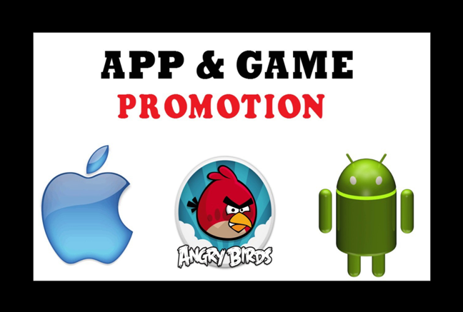 Professionally Promote Android Or Ios App 10 Million People On Social Media