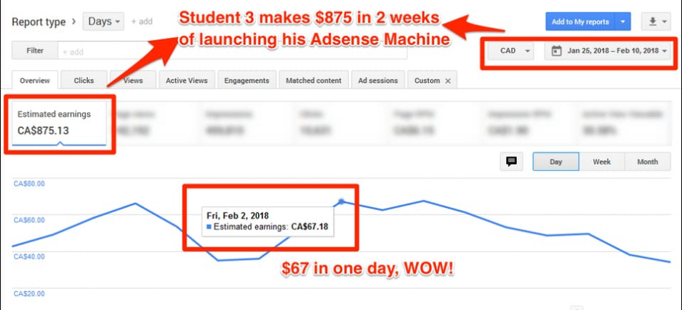 Show You Proven System to Earn $2500 Dollar per Month, No SEO, Backlinks or Google rankings Needed!