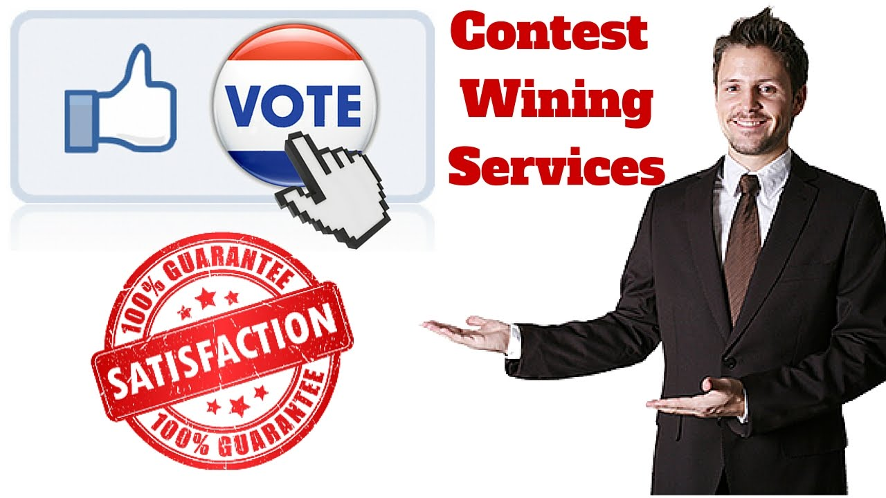 Give You 50+ voting contest quality service
