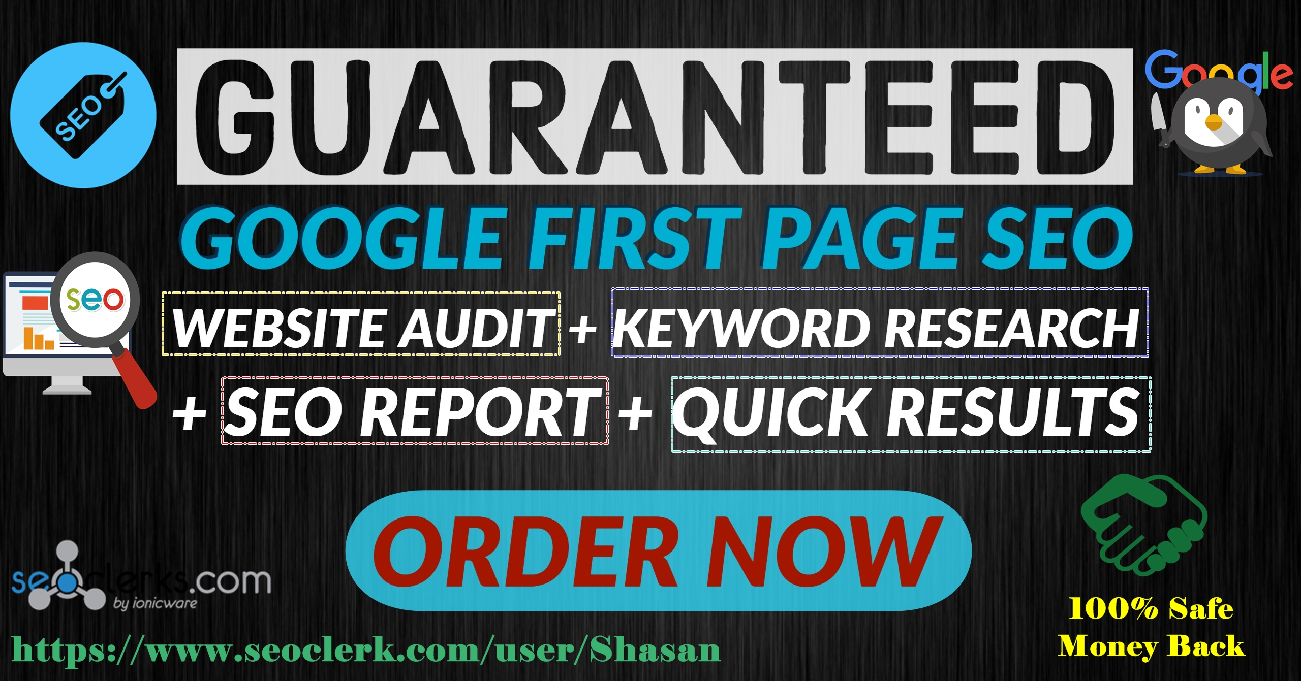 Rank Your Site On Google Top Pages