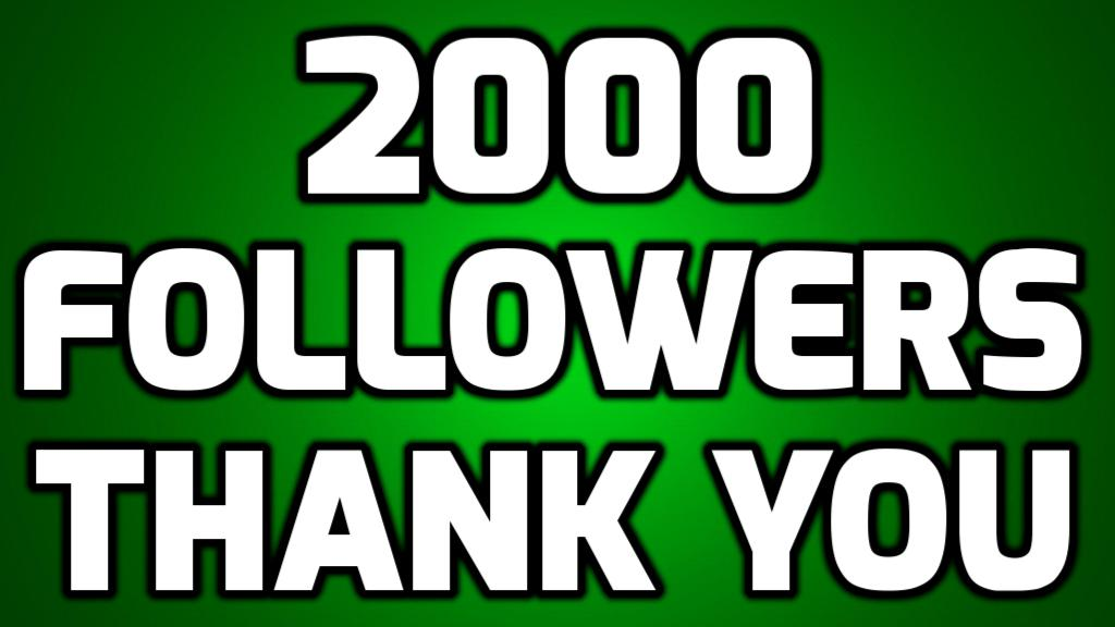 Buy 2000+ Followers Permanent UNIQUE PACKAGES