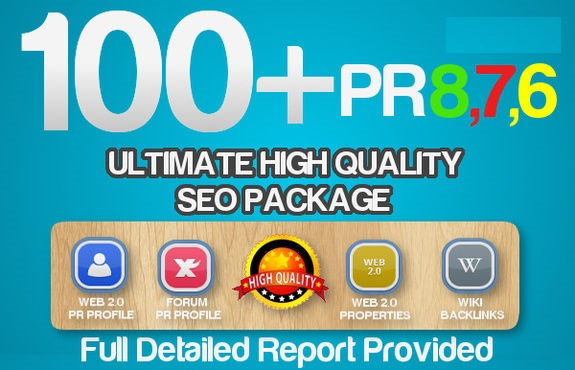 RANK Your Site Into TOP Google Rankings With My 100 All In One Real High Pr Quality Backlinks