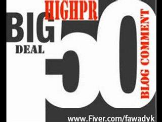do manual 50 Highpr Blog Comment 10PR5 10PR4 15PR3 15...