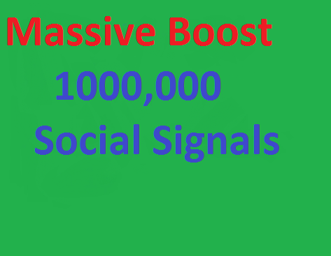 Best Offer social shares for you 100,000 SEO Social Signals best social bookmarks from top social media site