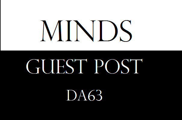 """""""i will """" publish your Artical in minds guest post DA63"""