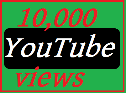 New offer 10,000 YouTube view non dropped fast delivery granted