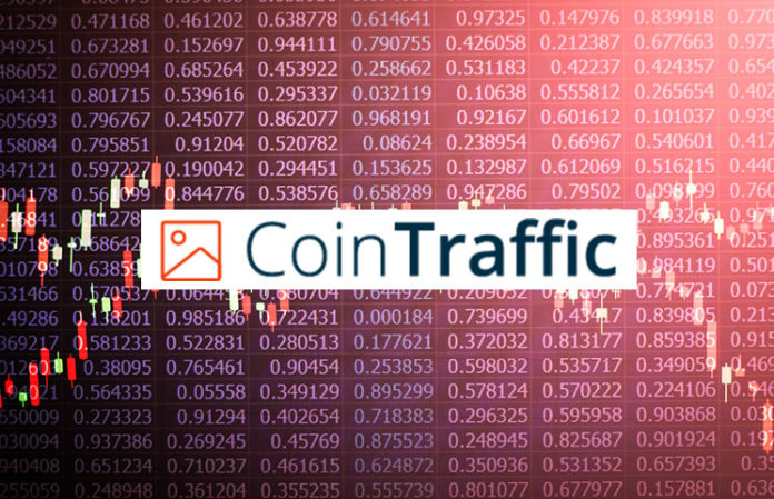 Deliver 2000 web crypto traffic