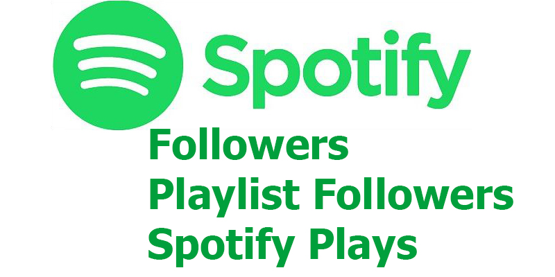 Buy real active 105+ Spotify Pla.ylist Followers or Artist Followers or Spotify Followers or pla.ys