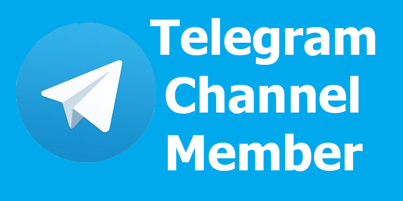 Real active 150+ Telegram Channel Membr or Social Media all offer here