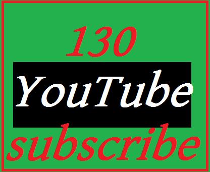 New offer 130-150 Yo u-T ub e subscribers manhole