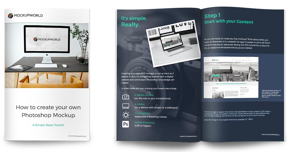 Design 10 pages Ebook,  Booklet,  PDF Book with Cover page