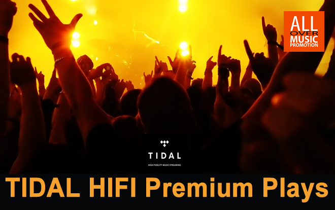 Add your songs to my TIDAL HIFI 24h 7d Playlist