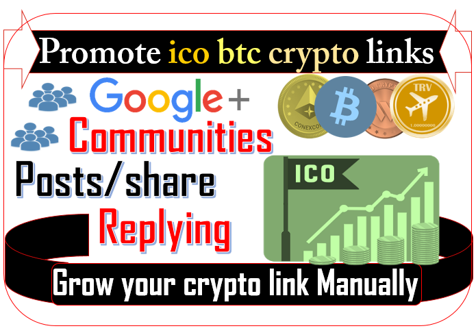 I can promote ico cryptocurrency btc on relevant goog...