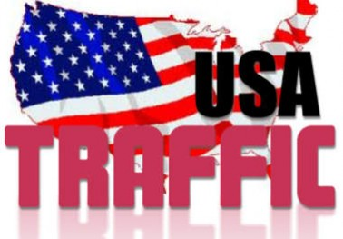send you 5500+ USA web traffic to your site or blog
