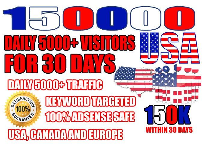 send real website targeted USA traffic,visitors,promotion
