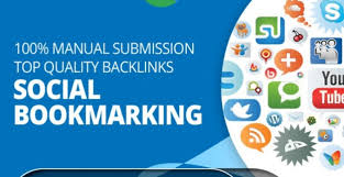 Do 15 High Quality Social Bookmarking backlink