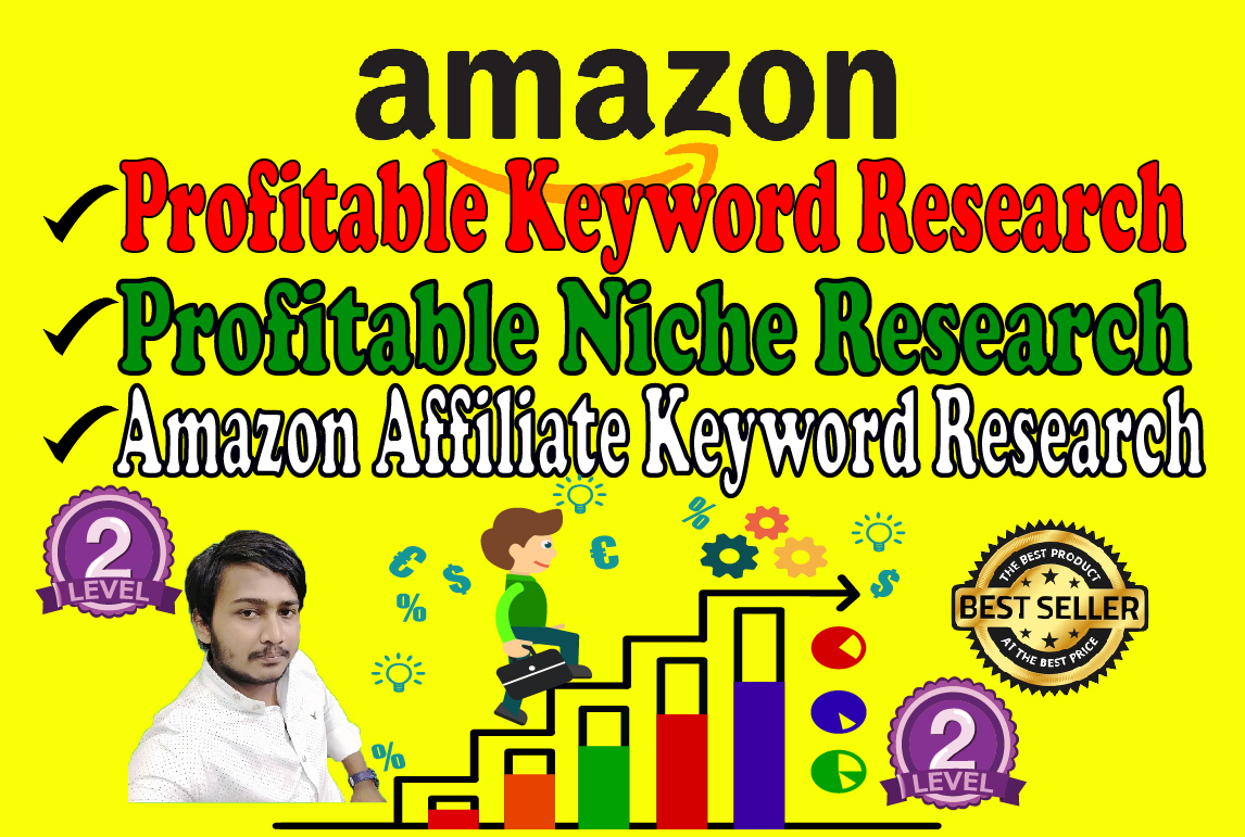 research amazon profitable keywords
