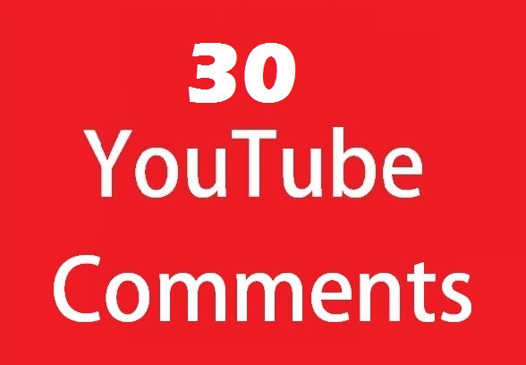 Instant 30 Real People Commenting