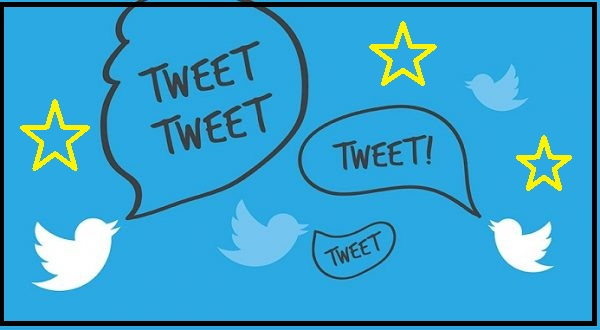 Tweet your business Or website 300000  TW Real People  to improve  SMM Traffic
