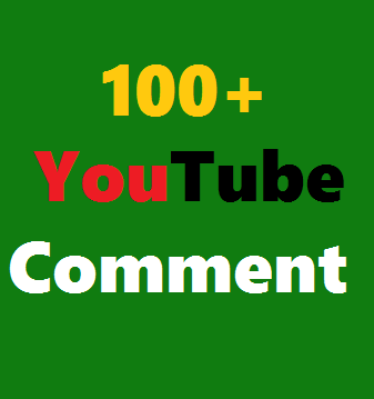 Add Guaranteed 100+ Real YouTube Custom Comments Non Drop Supper Fast  Just