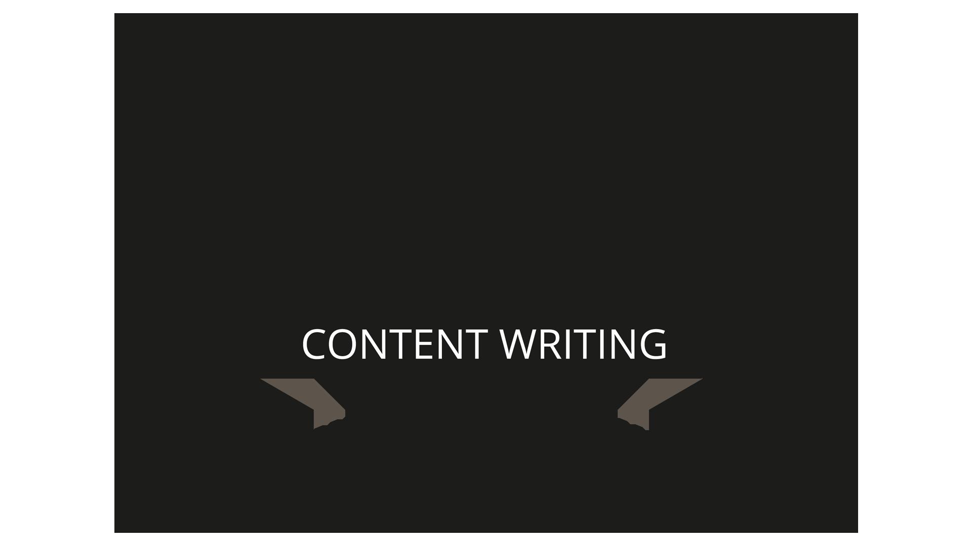 Website Content Writer Or Rewriter