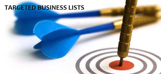 Providing highly targeted Local Business Lists For Prospecting