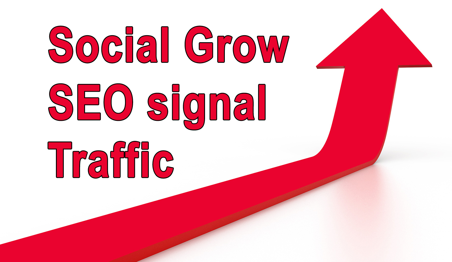 seo traffic work for you social or website to grow people