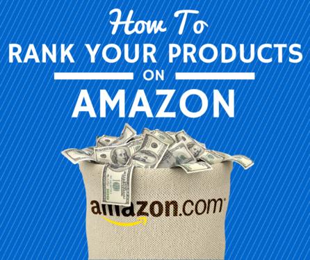AMAZON PRODUCT RANKING SERVICES