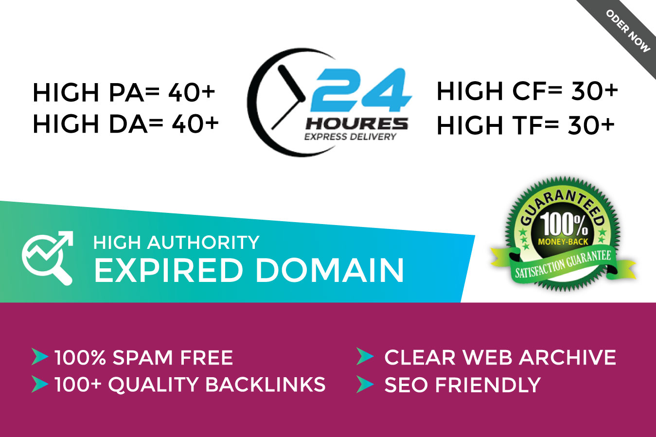 research SEO friendly authority expired domain
