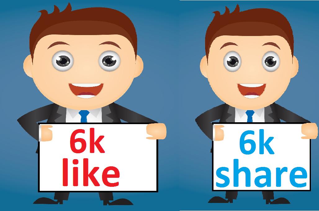 12,000 Social Signals Come From Top 1 Social Media Si...