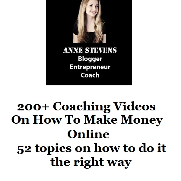 200+ Coaching Videos On How To Make Money Online