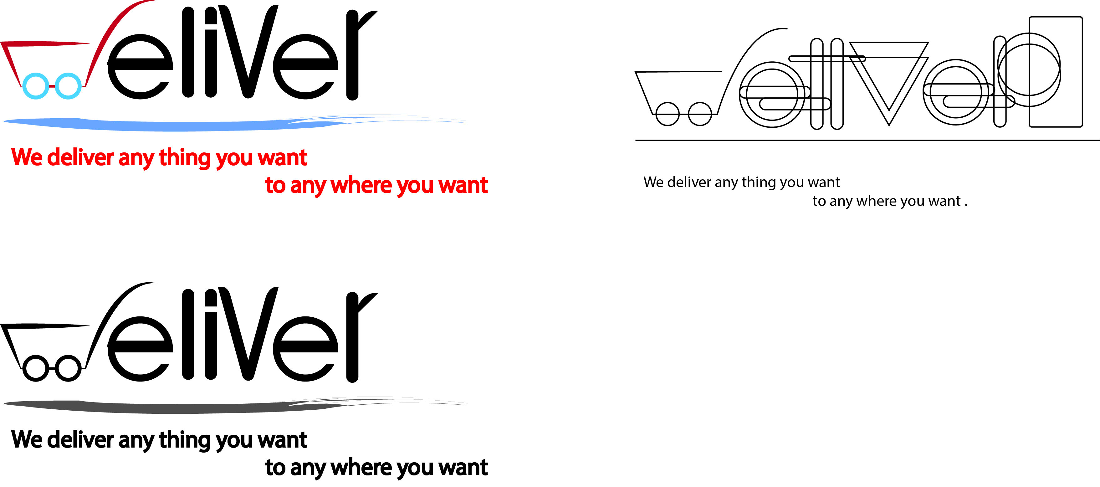 Logo designs for any fields