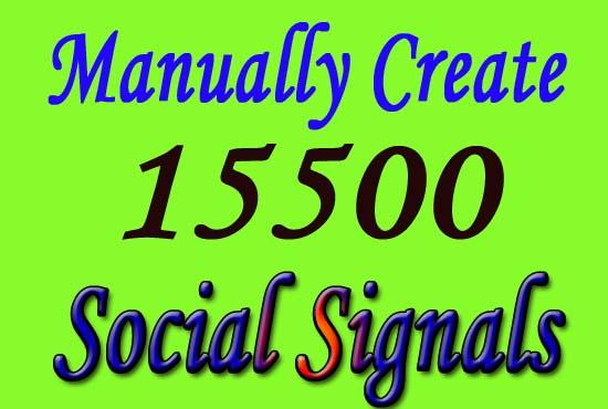 super natural and effective 15500 social signals