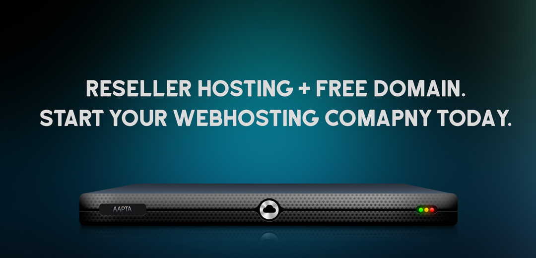 Start you own web hosting company and resell hosting ...