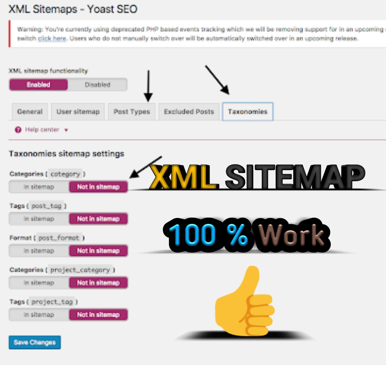 create a professional sitemap for your website in google and bing