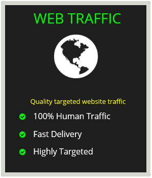 Monthly Website Traffic/Rank Cheap
