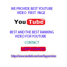POWERFUL 1ST PAGE YOUTUBE VIDEO RANKING WITH FULL SEO...