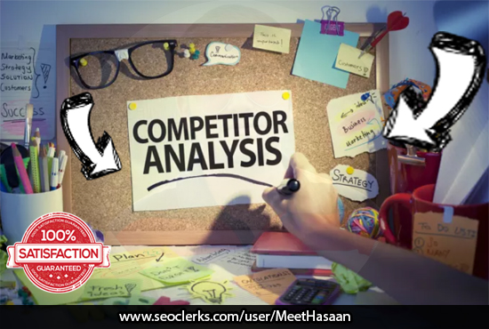 Will Do Great Competitors Analysis