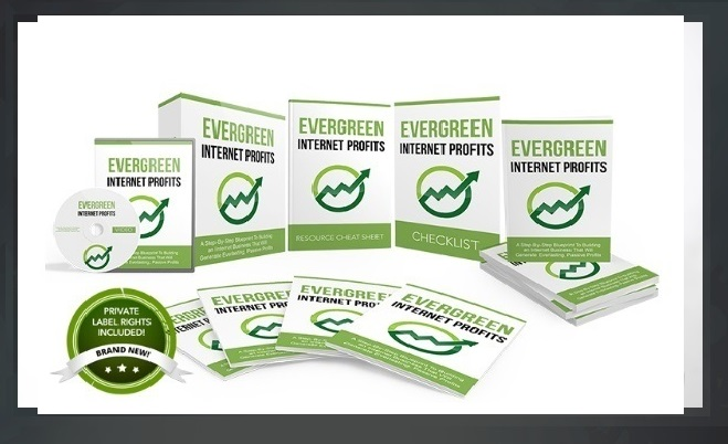 Evergreen Internet Profits Full PLR Pack